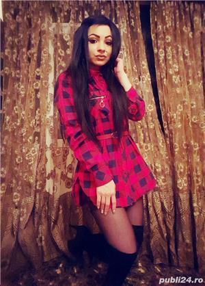 Escorte Bucuresti: Lucy 21 de ani fac deplasari la tine sau la hotel confirm pozele mele cu tatuajul