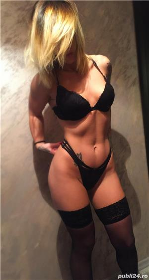 Escorte Bucuresti: Blonda luxury