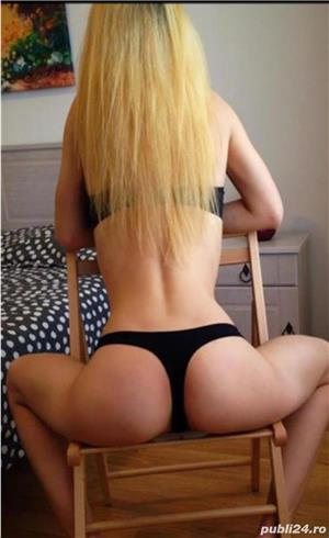 Escorte Bucuresti: Blonda sexy