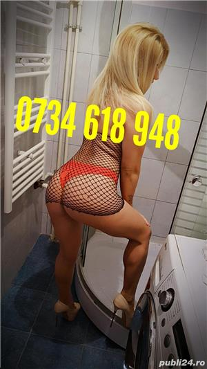 Escorte Bucuresti: Blonda senzuala